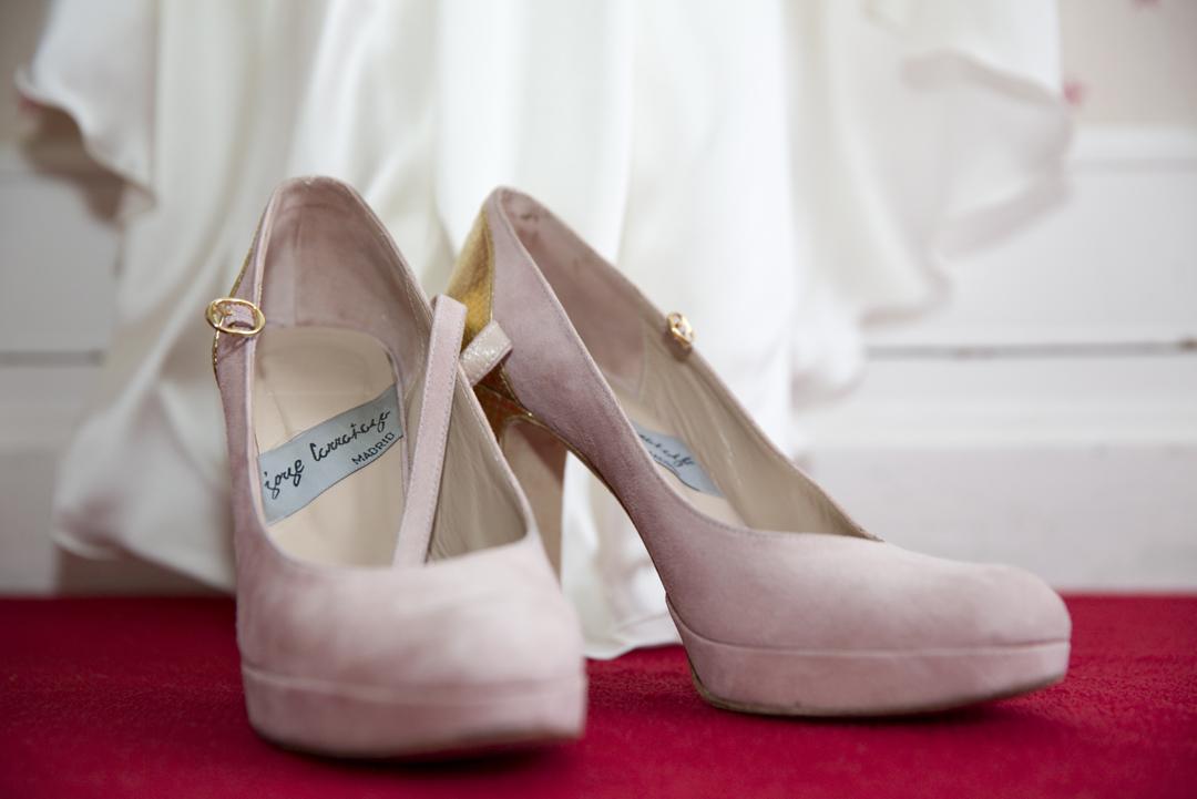 fotos de encargos de zapatos de novia (nov2014) | jorge larrañaga